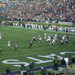 Michigan State Spartans @ Northwestern Wildcats 4