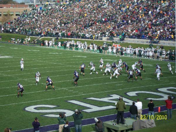 Michigan State Spartans @ Northwestern Wildcats 4