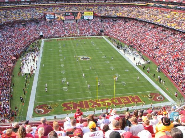 Washington Redskins - 4